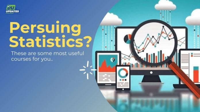 COURSES FOR STATISTICS HONS