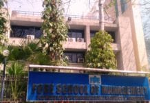 Fore School of Management Admission 2019