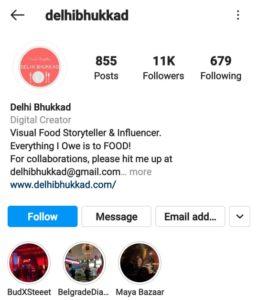 delhi bhukkadh