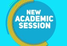academic session 2021