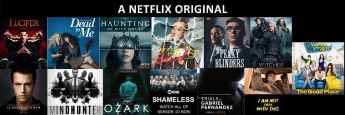 Best Netflix series in 2021
