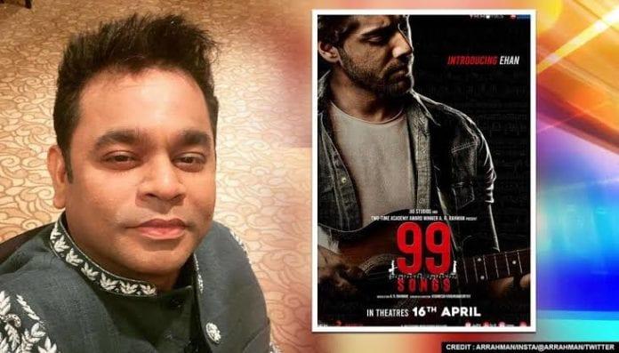 99 songs AR Rehman