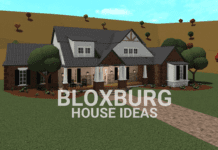 Bloxburg house