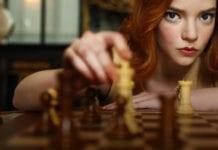 green pills drug in The Queen's gambit
