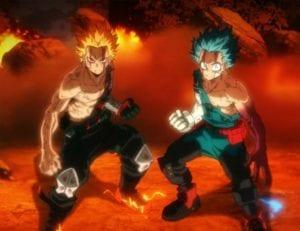 Best animation movies My Hero Academia: Heroes Rising