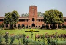 Delhi university FYUP