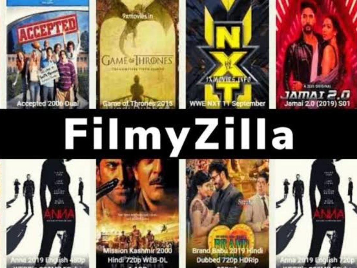 Filmyzilla Iilegal Website To Download Latest Movies