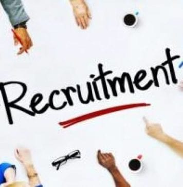 Recruitment 2021