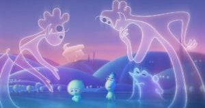 SOUL: best animated movies of 2020