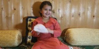 LITTLE GIRL'S VIRAL VIDEO