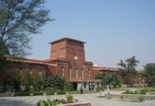 DELHI UNIVERSITY OFFLINE CLASSES