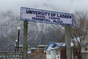 ladakh university
