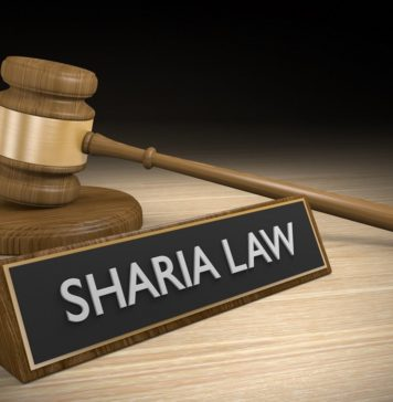 SHARIYA LAW