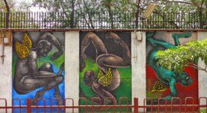 TIHAR STREET ART