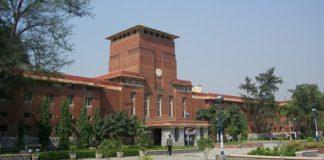 Delhi University reopening