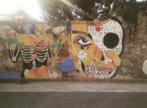 AGRASEN KI BAOLI STREET ART