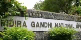 IGNOU MBA admission 2021