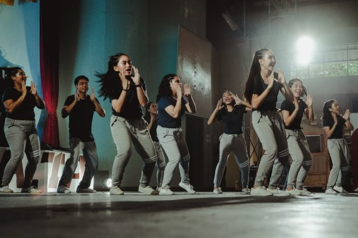 Delhi University Dance society