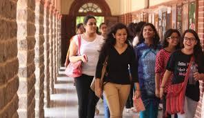 Delhi University girls college